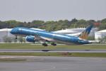 turenoアカクロさんが、成田国際空港で撮影したベトナム航空 787-9の航空フォト(写真)