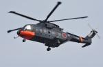 青い翼に鎧武者マークの!さんが、岐阜基地で撮影した海上自衛隊 CH-101の航空フォト(写真)