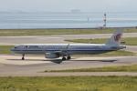 ワイエスさんが、関西国際空港で撮影した中国国際航空 A321-232の航空フォト(写真)