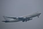 たかきさんが、成田国際空港で撮影したアトラス航空 747-47UF/SCDの航空フォト(写真)