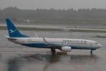 たかきさんが、成田国際空港で撮影した厦門航空 737-85Cの航空フォト(写真)