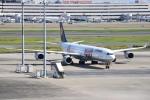 さくらの城南山。さんが、羽田空港で撮影したルフトハンザドイツ航空 A340-642Xの航空フォト(写真)