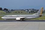 Gambardierさんが、名古屋飛行場で撮影したアシアナ航空 737-4Y0の航空フォト(写真)
