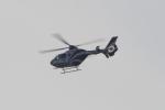 多楽さんが、茨城空港で撮影した読売新聞 EC135P2の航空フォト(写真)