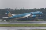 JA882Aさんが、成田国際空港で撮影したベトナム航空 787-9の航空フォト(写真)