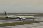 canon_leopardさんが、中部国際空港で撮影したエティハド航空 787-9の航空フォト(写真)