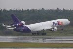 JA882Aさんが、成田国際空港で撮影したフェデックス・エクスプレス MD-11Fの航空フォト(写真)