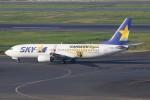 JA882Aさんが、羽田空港で撮影したスカイマーク 737-86Nの航空フォト(写真)