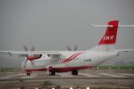 JA8037さんが、台北松山空港で撮影した遠東航空 ATR-72-600の航空フォト(写真)