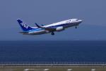 yabyanさんが、中部国際空港で撮影した全日空 737-781の航空フォト(写真)
