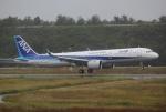 だいまる。さんが、岡山空港で撮影した全日空 A321-272Nの航空フォト(写真)