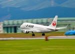 ザキヤマさんが、熊本空港で撮影したジェイ・エア ERJ-170-100 (ERJ-170STD)の航空フォト(写真)