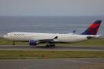 じゃりんこさんが、中部国際空港で撮影したデルタ航空 A330-223の航空フォト(写真)