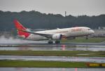 mojioさんが、成田国際空港で撮影したエア・インディア 787-8 Dreamlinerの航空フォト(写真)