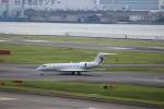 ハム太郎さんが、羽田空港で撮影したケイマン諸島企業所有 G650 (G-VI)の航空フォト(写真)