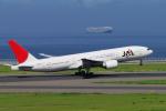 yabyanさんが、中部国際空港で撮影した日本航空 777-289の航空フォト(写真)