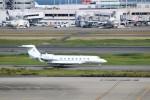 ハム太郎さんが、羽田空港で撮影した不明 G650 (G-VI)の航空フォト(写真)