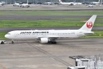 yugoさんが、羽田空港で撮影した日本航空 767-346/ERの航空フォト(写真)