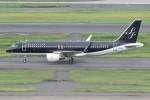 yugoさんが、羽田空港で撮影したスターフライヤー A320-214の航空フォト(写真)