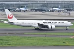 yugoさんが、羽田空港で撮影した日本航空 777-289の航空フォト(写真)