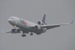 木人さんが、成田国際空港で撮影したフェデックス・エクスプレス MD-11Fの航空フォト(写真)