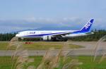 Dreamer-K'さんが、秋田空港で撮影した全日空 777-281の航空フォト(写真)