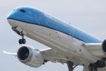Koenig117さんが、関西国際空港で撮影したKLMオランダ航空 787-9の航空フォト(写真)