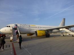 ケーキさんが、グラナダ空港で撮影したブエリング航空 A320-214の航空フォト(飛行機 写真・画像)