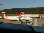 ケーキさんが、チューリッヒ空港で撮影したスイスインターナショナルエアラインズ Avro 146-RJ100の航空フォト(写真)