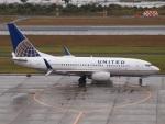 51ANさんが、仙台空港で撮影したユナイテッド航空 737-724の航空フォト(写真)