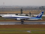 51ANさんが、仙台空港で撮影した全日空 767-381の航空フォト(写真)
