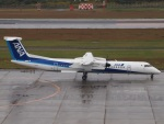 51ANさんが、仙台空港で撮影したANAウイングス DHC-8-402Q Dash 8の航空フォト(写真)