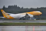 mojioさんが、成田国際空港で撮影したスクート・タイガーエア 787-9の航空フォト(写真)