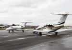 LOTUSさんが、八尾空港で撮影したオートパンサー 525A Citation CJ2の航空フォト(写真)