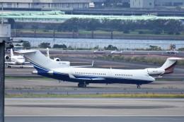 おかめさんが、羽田空港で撮影したアエロフロート・ロシア航空 737-4M0の航空フォト(写真)