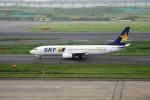 もぐ3さんが、羽田空港で撮影したスカイマーク 737-86Nの航空フォト(写真)