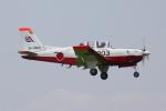 Dickiesさんが、静浜飛行場で撮影した航空自衛隊 T-7の航空フォト(写真)