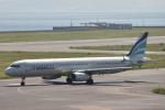 ワイエスさんが、関西国際空港で撮影したエアプサン A321-231の航空フォト(写真)