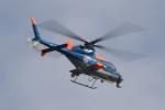多楽さんが、茨城空港で撮影した朝日航洋 430の航空フォト(写真)