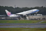 mojioさんが、成田国際空港で撮影したチャイナエアライン 737-8ALの航空フォト(写真)