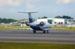 KAZKAZさんが、セレター空港で撮影したマン島企業所有 CL-600-2B19 Challenger 850の航空フォト(写真)