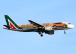voyagerさんが、フランクフルト国際空港で撮影したアリタリア航空 A320-216の航空フォト(飛行機 写真・画像)