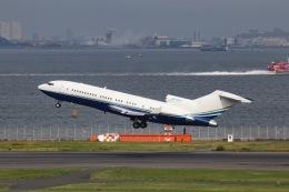 cherrywing787さんが、羽田空港で撮影した不明 727の航空フォト(写真)