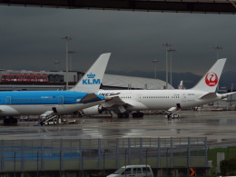 PW4090さんが、関西国際空港で撮影したKLMオランダ航空 787-9の航空フォト(写真)