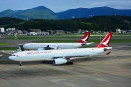 HISAHIさんが、福岡空港で撮影したキャセイドラゴン A330-343Xの航空フォト(写真)