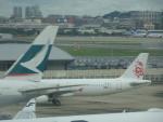 muutiimarsanさんが、福岡空港で撮影したキャセイパシフィック航空 777-367の航空フォト(写真)