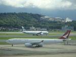 muutiimarsanさんが、福岡空港で撮影したキャセイドラゴン A330-342の航空フォト(写真)