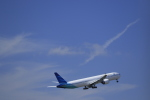 ☆ライダーさんが、成田国際空港で撮影したガルーダ・インドネシア航空 777-3U3/ERの航空フォト(写真)