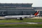shibu03さんが、羽田空港で撮影したフィリピン航空 A340-313Xの航空フォト(写真)