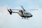 撮り撮り人さんが、岡山空港で撮影したセントラルヘリコプターサービス BK117C-1の航空フォト(写真)